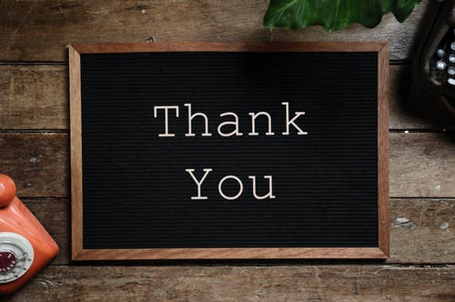 4 Ways to Say 'Thank You for Your Consideration'