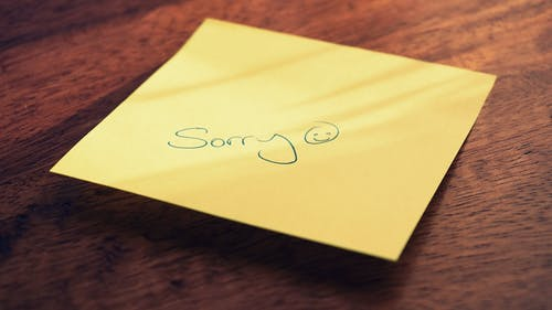 "7 ""Sorry to Bother You"" Alternatives Every Salesperson Needs"