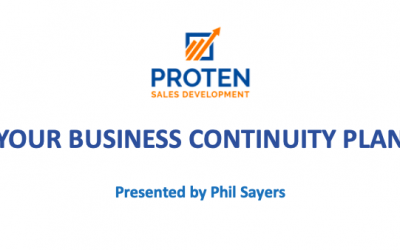 Covid-19 Business Continuity Planning Webinar Recording