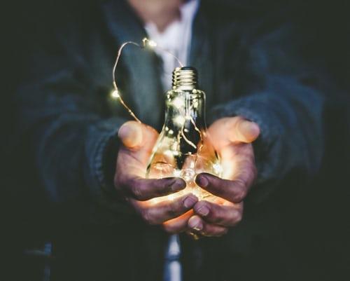 The Joy Of Light Bulb Moments