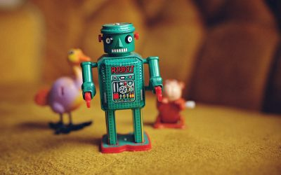 Why Robots Won't Steal Your Sales Job